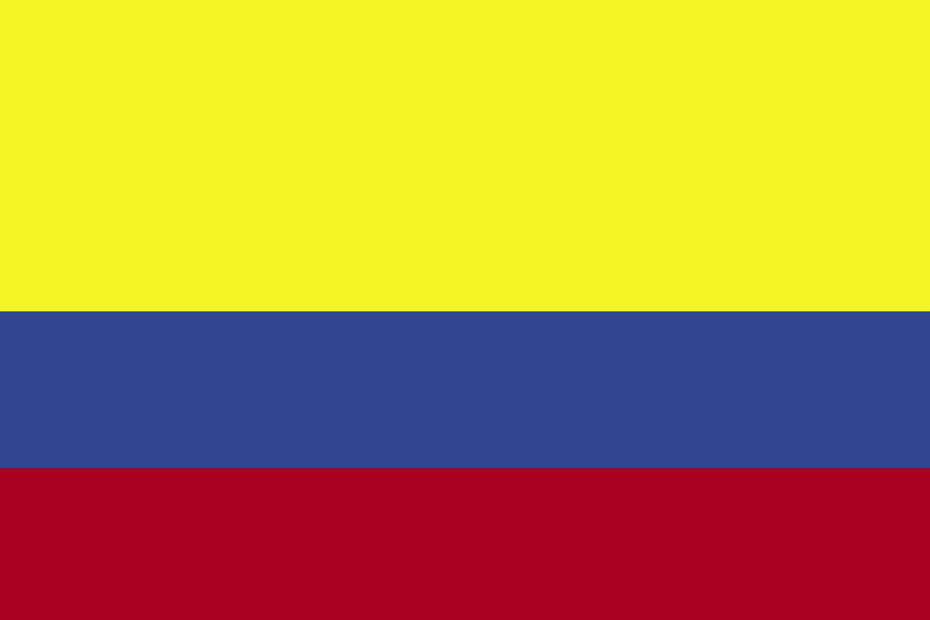 Flag Of Colombia 2009 Clipart Etc