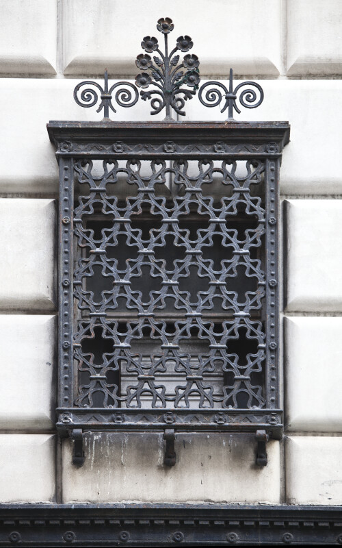 1000 images about wrought iron window on Pinterest