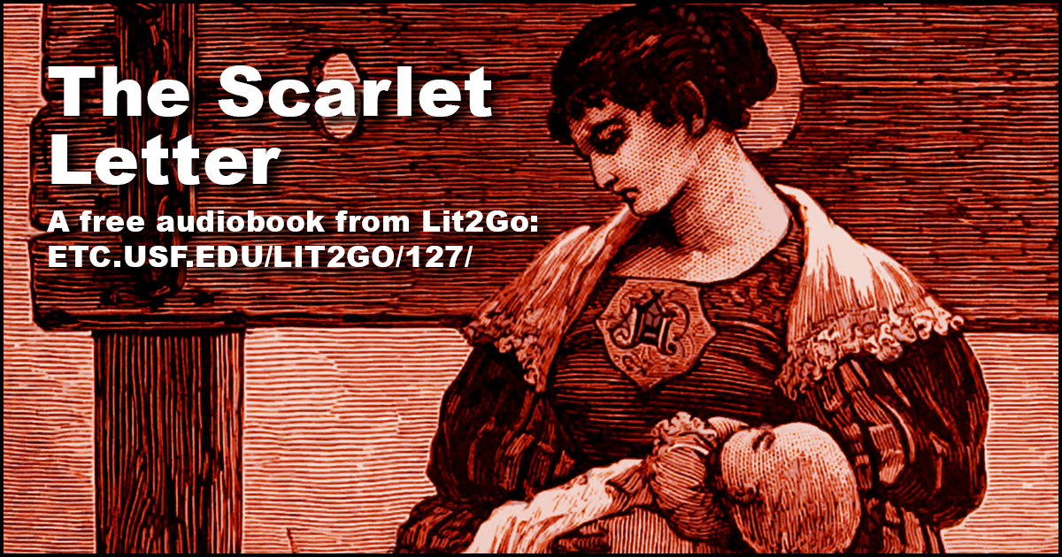 Scarlet letter quote analysis The Scarlet Letter Literary