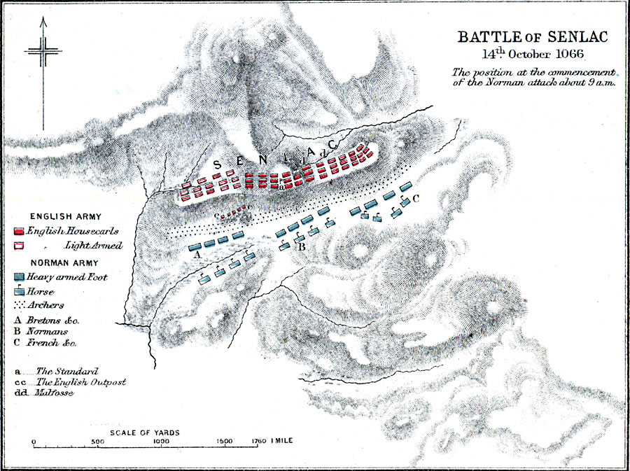 Battle of Senlac