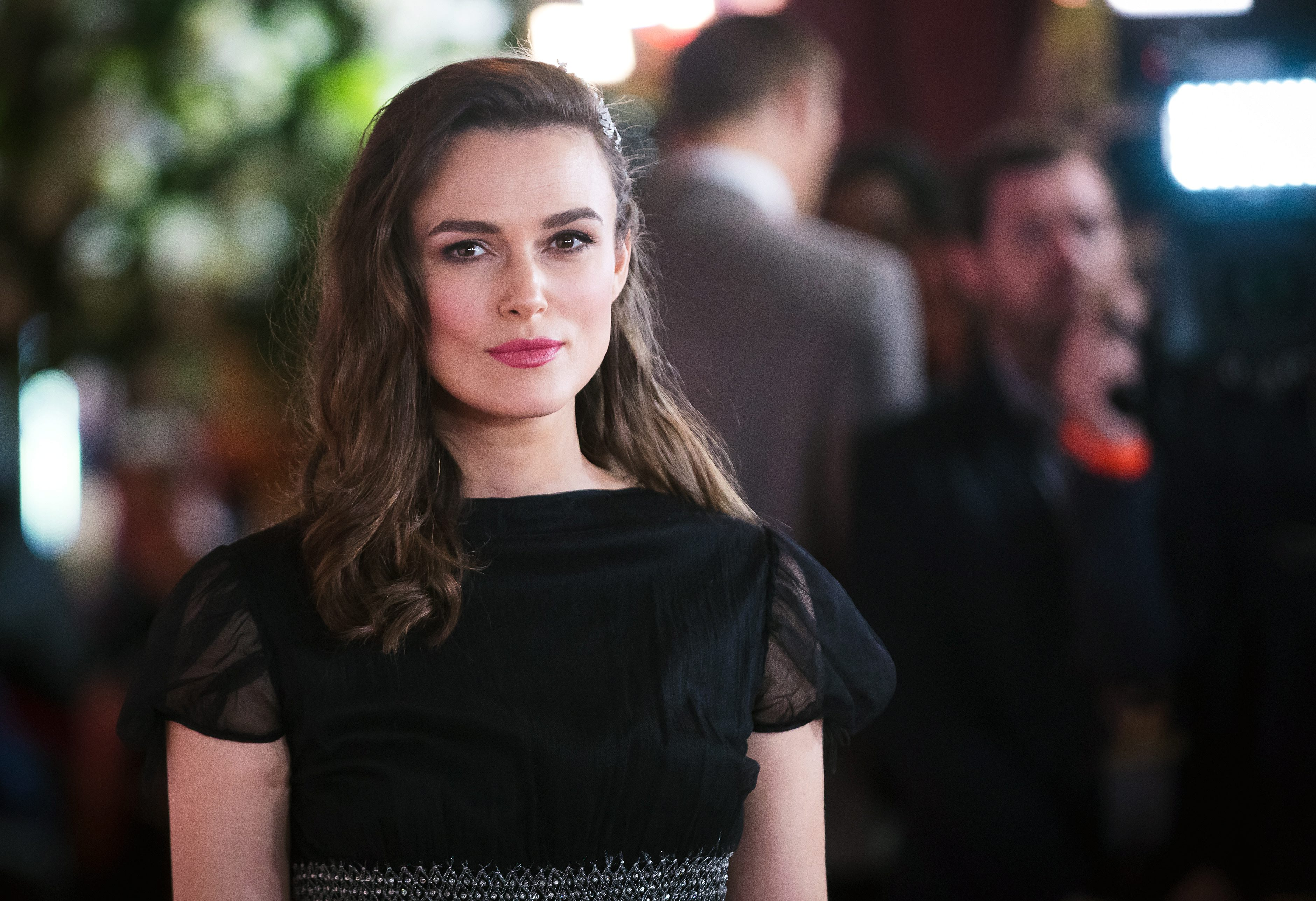 Keira Knightley Is No Longer Comfortable With Onscreen Nudity —Especially When The Director Is Male