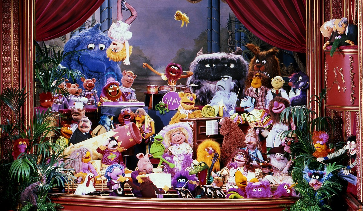 All Five Seasons Of 'The Muppet Show' Are Coming To Disney+