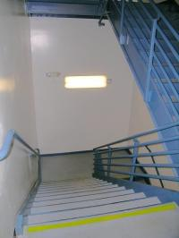 Commercial Stairwell Lighting | Lighting Ideas