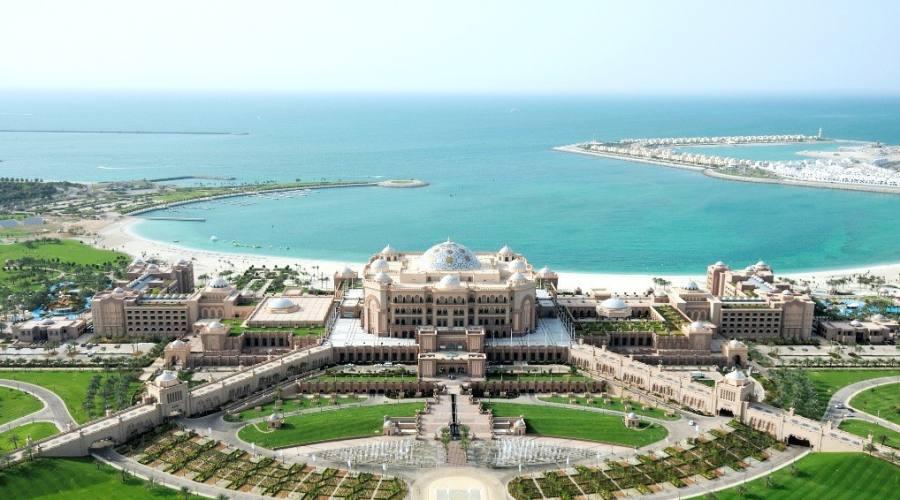 Emirates Palace Hotel 5 stelle lusso