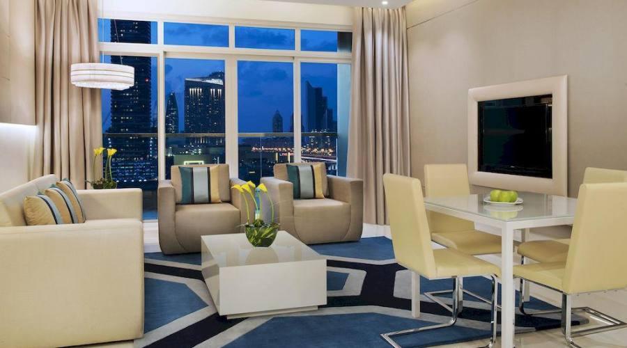Soggiorno in appartamento di lusso un nuovo modo di vivere gli Emirati