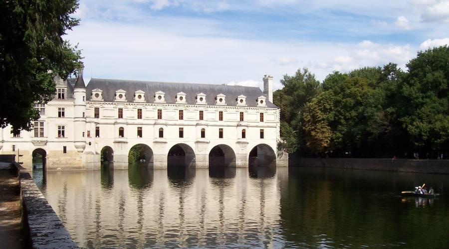 Valle della Loira con Soggiorno in Castello