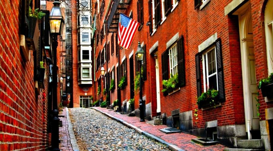 Soggiorno linguistico a Boston New England