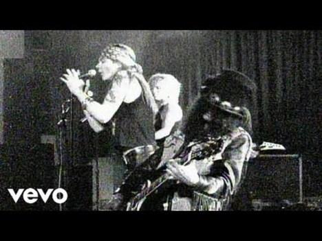 <洋楽マニア>ハードロック好きな洋楽ファンにはコレ! ガンズ・アンド・ ローゼズ『Sweet Child o' Mine』は今も愛される名曲