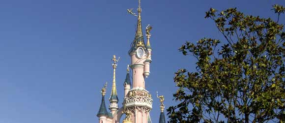 disneyland paris fun facts
