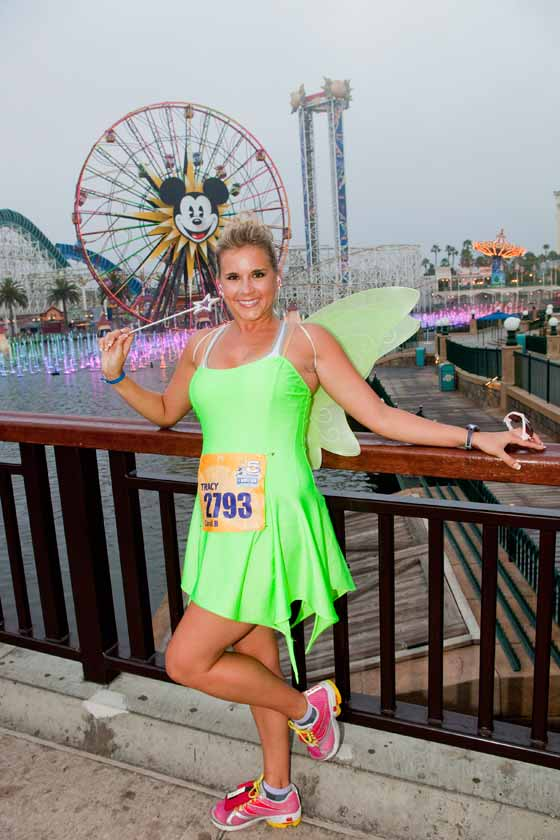 Tracy McKinney, runner