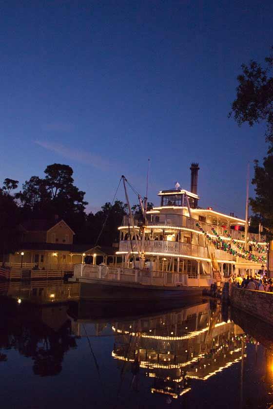 Riverboat treat