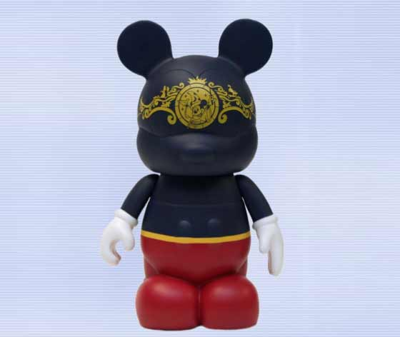 "Disney Fantasy Inaugural Sailings 9"" vinylmation figure"