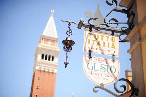 Tutto Italia and Tutto Gusto