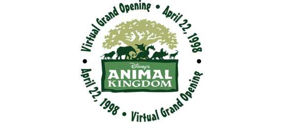 Disney's Animal KIngdom Virtual Grand Opening