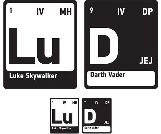 Final element design