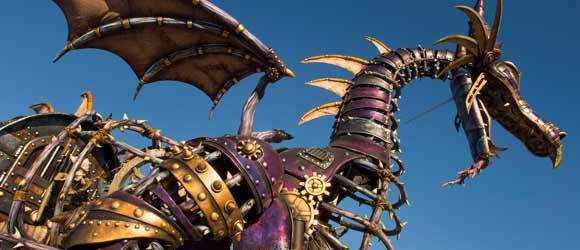 festival of fantasy parade details