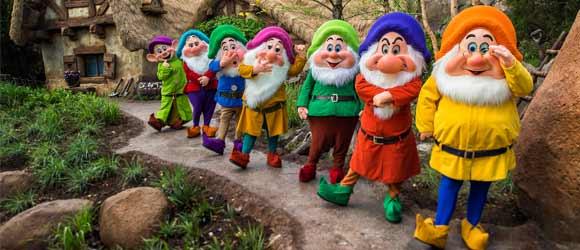 seven dwarfs mine train open now!