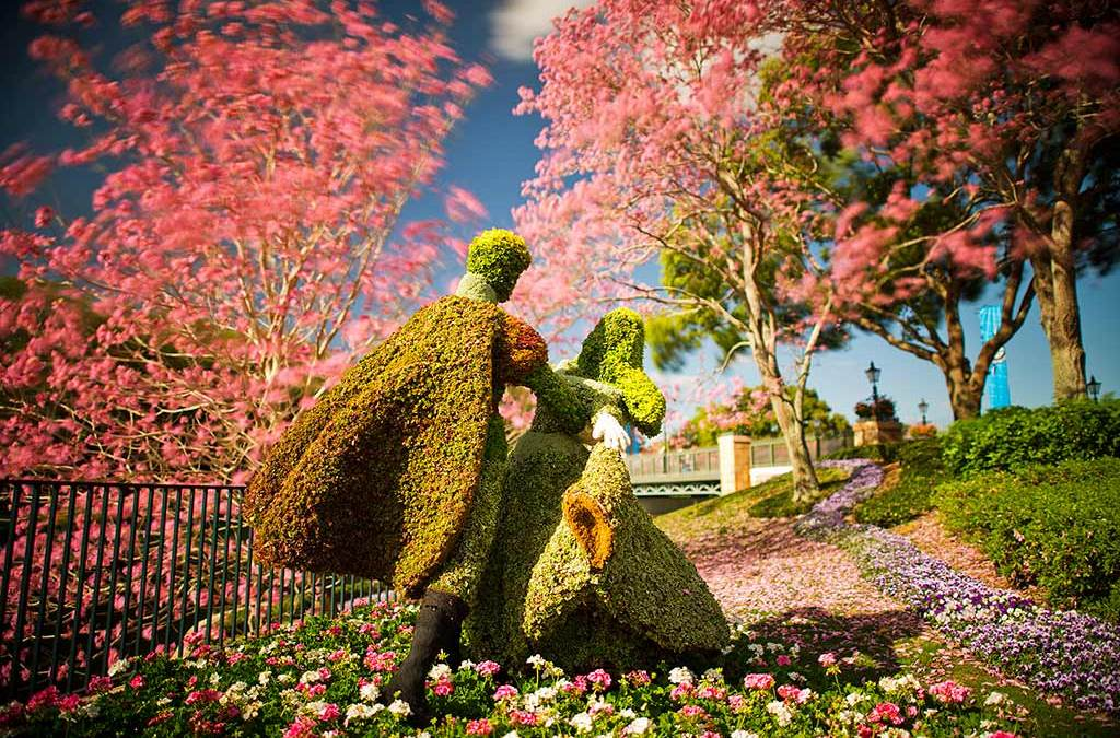 2015 epcot flower and garden show runs from march 4 – may 17