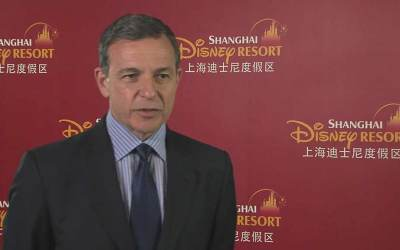 bob iger enters broadcasting & cable hall of fame