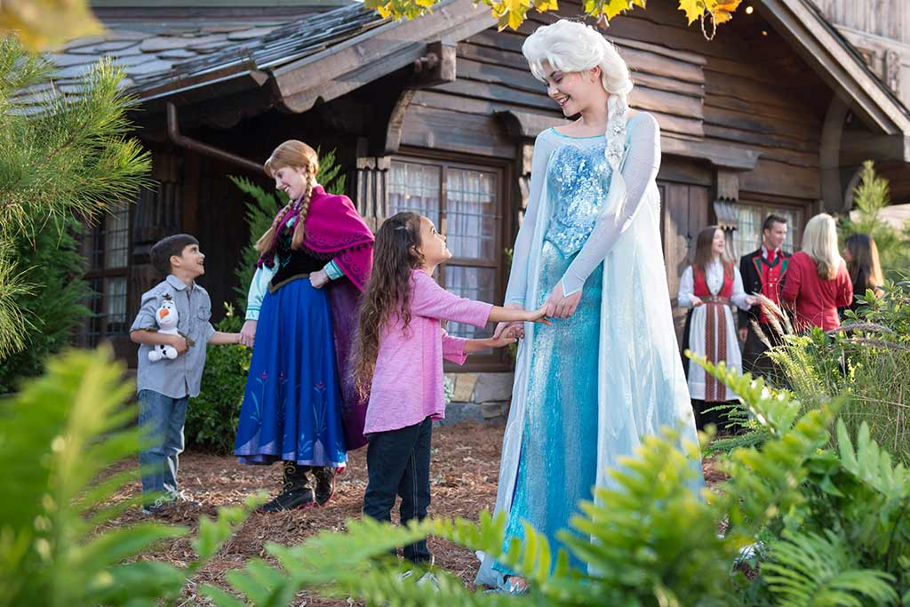 Frozen characters join port adventures on Disney Cruise Lines