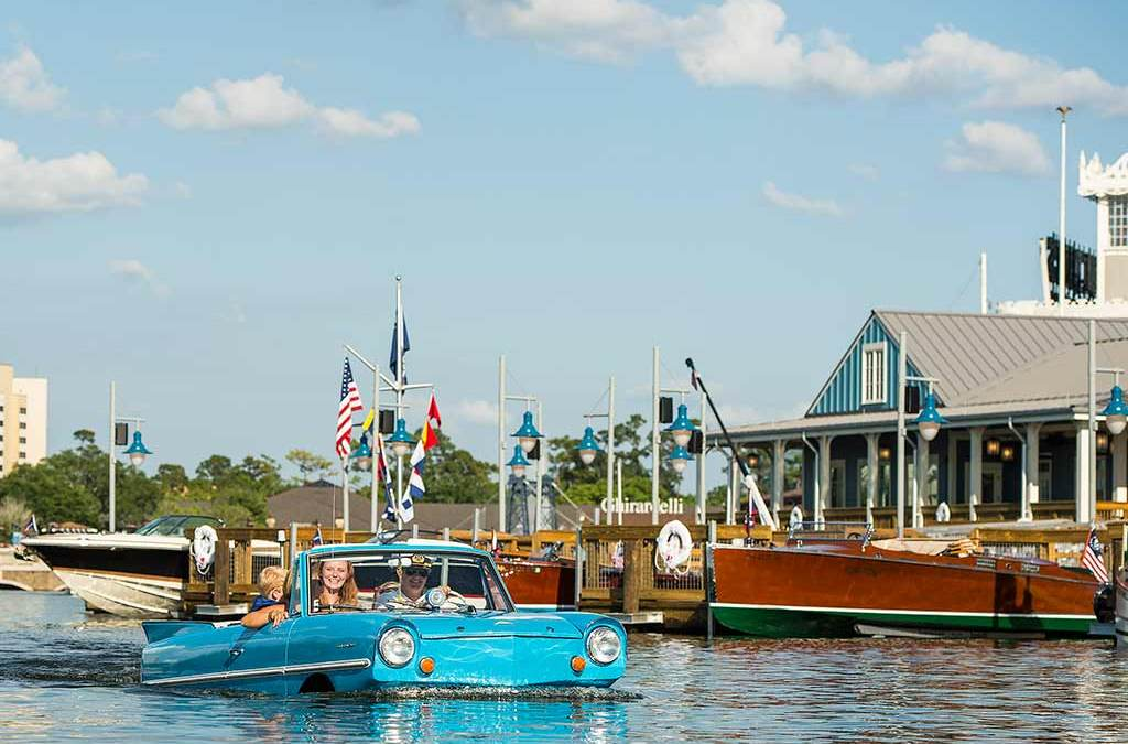 the boathouse is now open at downtown disney
