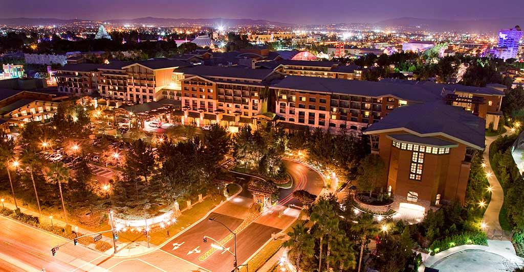 Disneyland Resort's Grand California Hotel