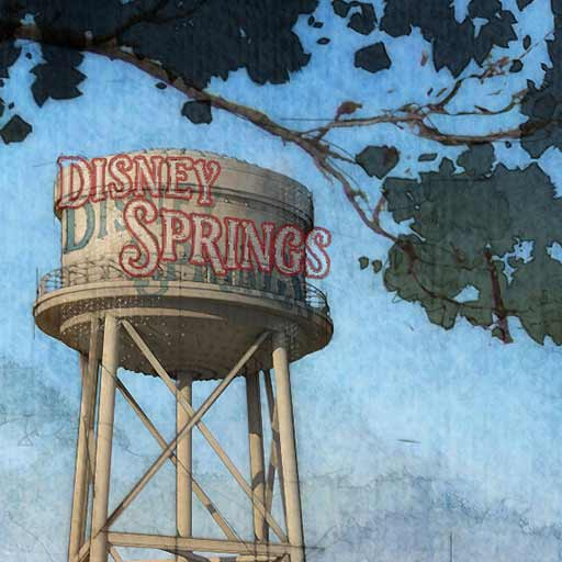 dtd is now officially disney springs
