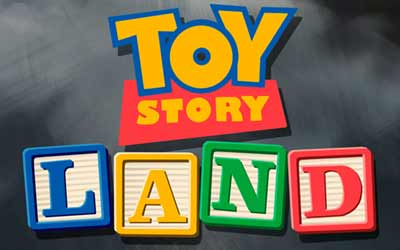 toy story land to open at disney's hollywood studios