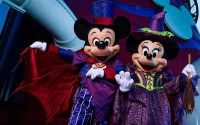 halloween fun on the disney cruise line