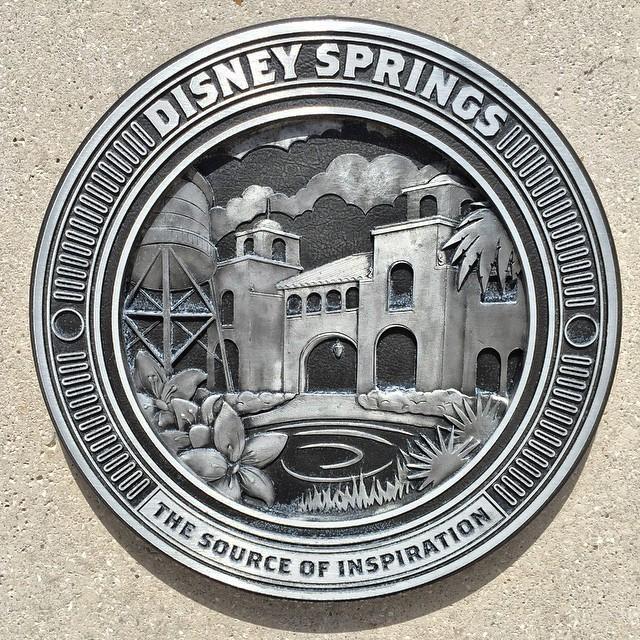 a photoset from disney springs