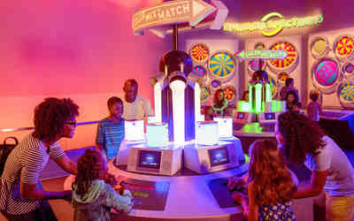 new colortopia exhibit in epoct's inventions