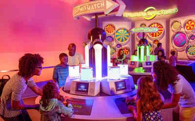 new colortopia exhibit in epoct's inventions