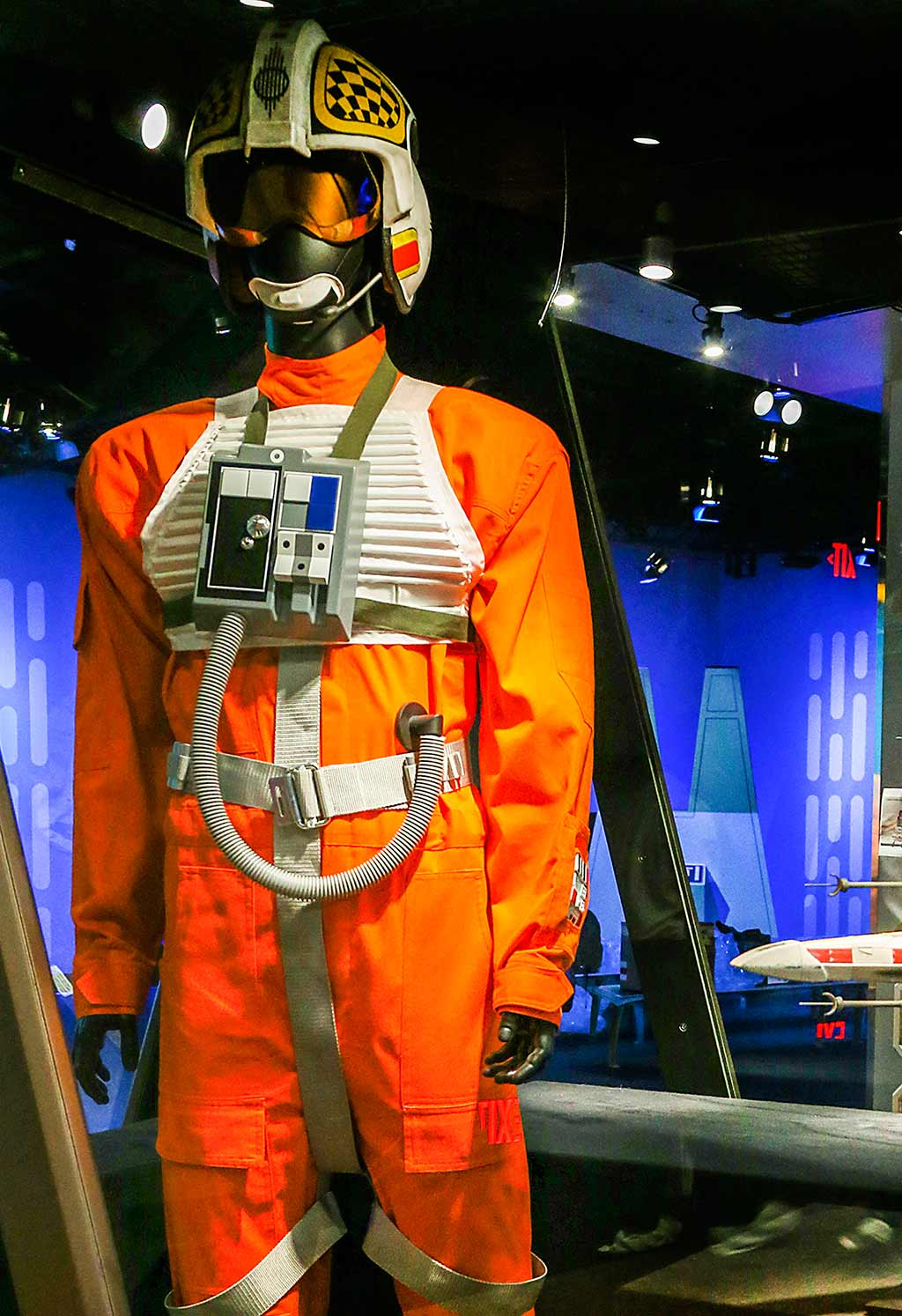 Star Wars Rebel Pilot flight suit