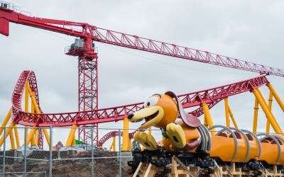 first look: slinky dog dash