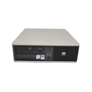 HP Compaq DC7800 CPU (Core Core 2 Duo/2 GB/160 GB/Win 7) White