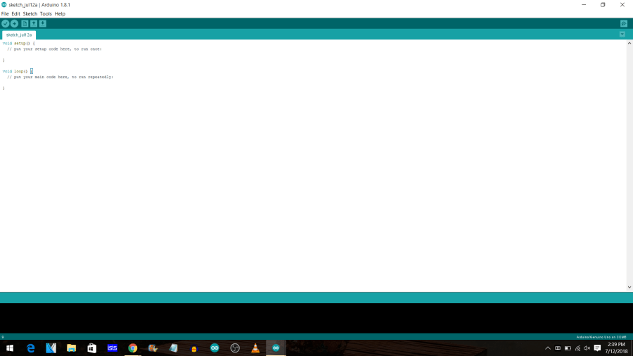 Arduino IDE or Arduino Programming Environment