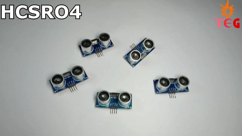 HCSRO4 Ultrasonic Sensor