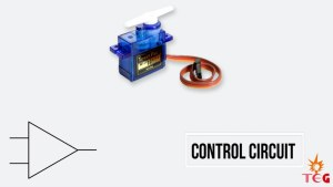 Control Circuit in place of OP-AMP