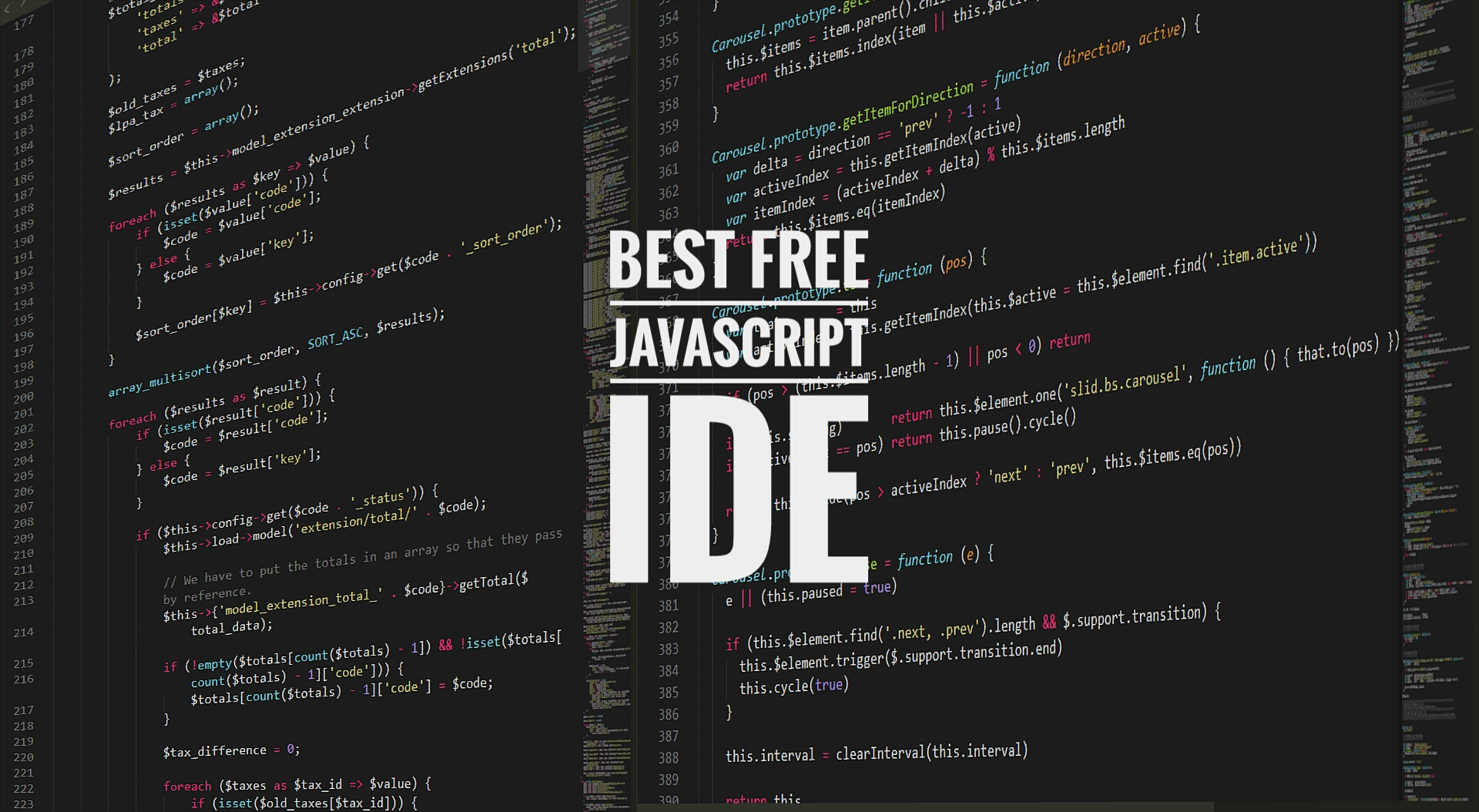 Free Ide Best Javascript Ide For Free 2018