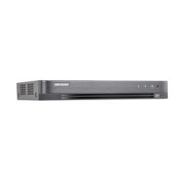 DVR 4 canales Turbo HD HIKVISION