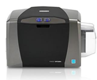 Impresora DTC 1250e para credenciales de Fargo