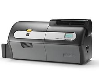 Impresora de credenciales ZXP Series 7 de Zebra