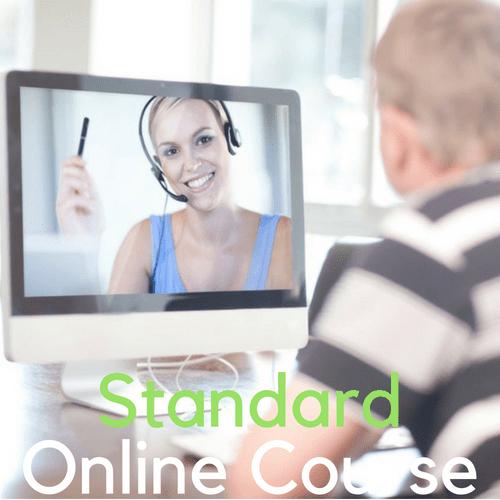 standard online course