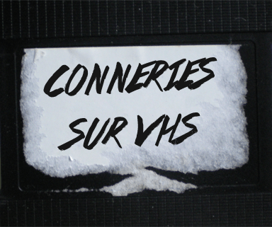 Bannière VHS réduite