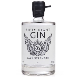 58 Gin 58 Gin - Navy Strength 50cl