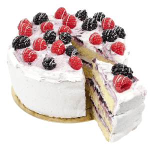 Forest Fruit Layer Cake