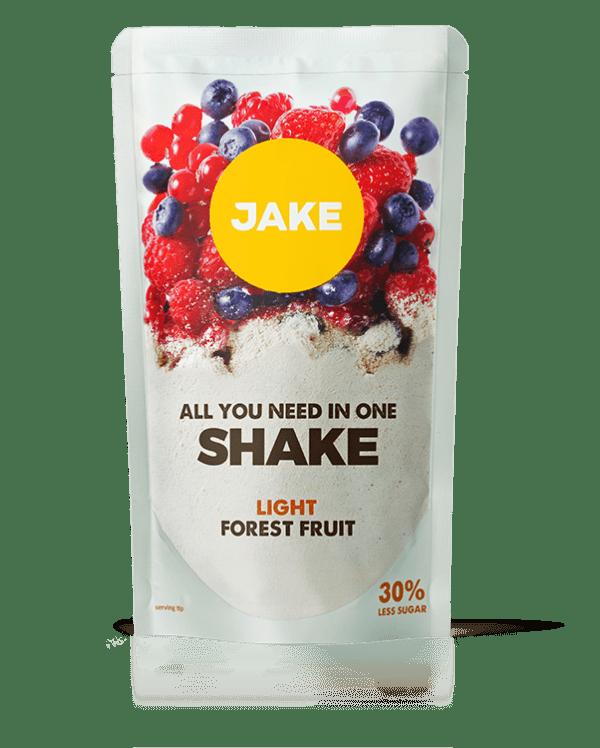 Jake Shake - Light Bosvruchten - 20 maaltijden