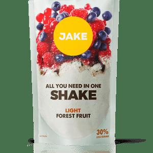 Jake Shake - Light Bosvruchten - 40 maaltijden