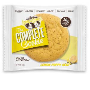 Lenny Larry's Complete Cookie - Lemon Poppy Seed