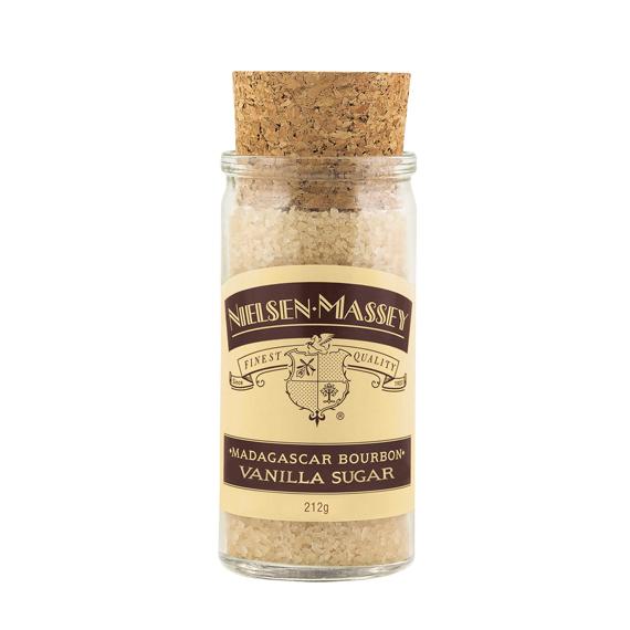 Madagaskar Bourbon vanillesuiker (238gr)